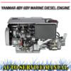 279266418 YANMAR BY TYPE 4BY 6BY MARINE DIESEL ENGINE WORKSHOP MANUAL